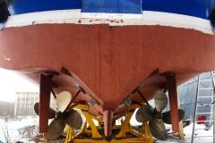 Подводная-часть-корпуса